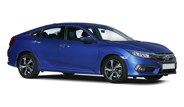 Honda Civic Saloon 1.6 i-DTEC SR 4dr Auto