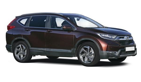 Honda CR-V Estate 1.5 VTEC Turbo EX 5dr