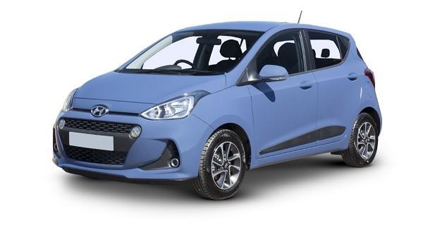 Hyundai I10 Hatchback 1.2 Premium 5dr Auto