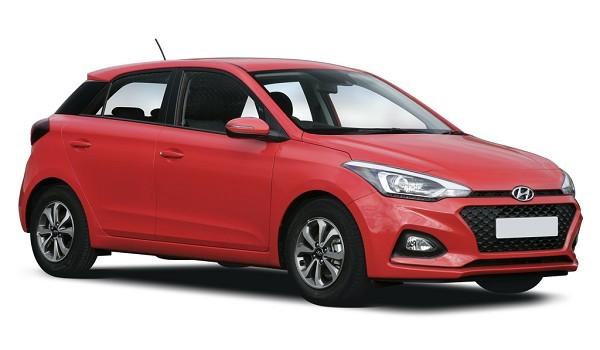 Hyundai I20 Hatchback 1.2 MPi Premium Nav 5dr
