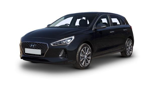 Hyundai I30 Hatchback 1.4T GDI N Line+ [Nav] 5dr DCT