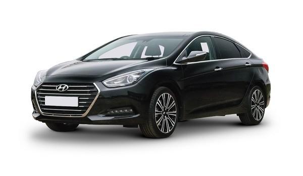 Hyundai I40 Saloon 1.6 CRDi [136] SE Nav 4dr