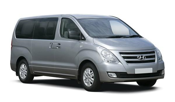 Hyundai I800 Estate 2.5 CRDi [170] SE Nav 5dr Auto