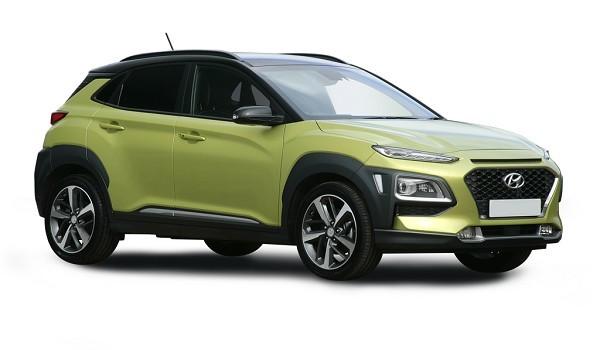 Hyundai Kona Hatchback 1.6 GDi Hybrid SE 5dr DCT [Smart Sense Pack]