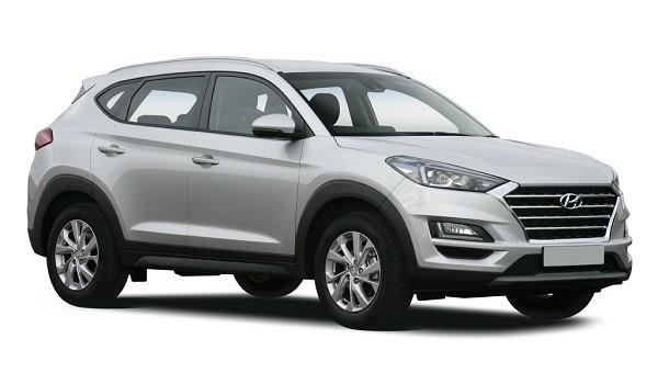 Hyundai Tucson Estate 1.6 CRDi 48V MHD 136 Premium SE 5dr 2WD DCT
