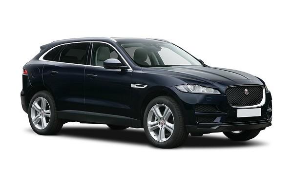 Jaguar F-Pace Estate 5.0 Supercharged V8 SVR 5dr Auto AWD