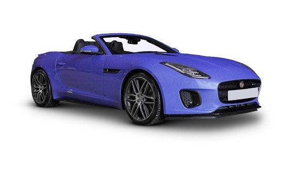 Jaguar F-Type Convertible 3.0 [380] Supercharged V6 R-Dynamic 2dr Auto
