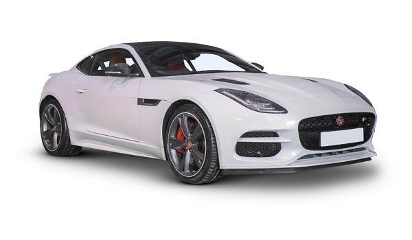 Jaguar F-Type Coupe 5.0 Supercharged V8 SVR 2dr Auto AWD
