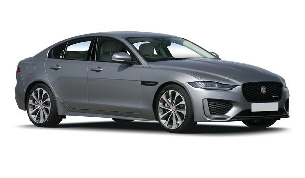 Jaguar XE Saloon 2.0d R-Dynamic HSE 4dr Auto