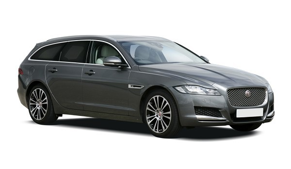 Jaguar XF Sportbrake Special Editions 2.0i [300] Chequered Flag 5dr Auto AWD