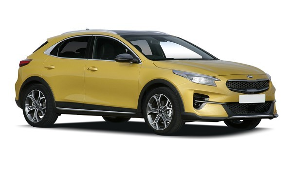 KIA Xceed Hatchback 1.6 CRDi ISG 2 5dr