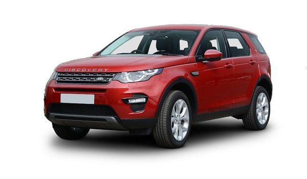 Land Rover Discovery Sport SW 2.0 SD4 240 SE 5dr Auto