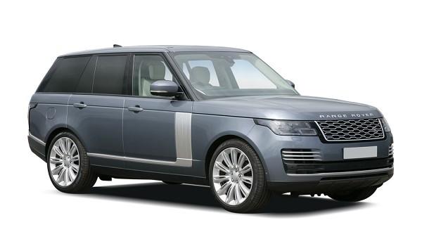 Land Rover Range Rover Estate 5.0 V8 S/C 565 SVAutobiography LWB 4dr Auto