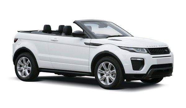 Land Rover Range Rover Evoque Convertible 2.0 TD4 SE Dynamic 2dr Auto