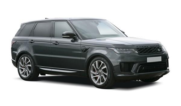 Land Rover Range Rover Sport Estate 2.0 P400e HSE Dynamic 5dr Auto