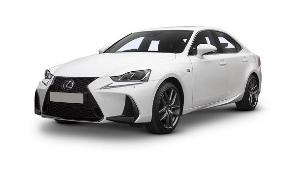 Lexus IS Saloon 300h F-Sport 4dr CVT Auto [Navigation]