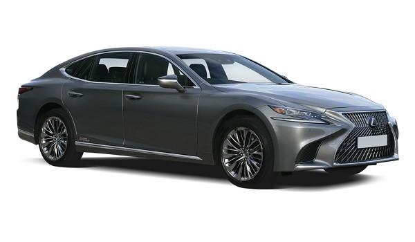 Lexus LS Saloon 500h 3.5 [359] 4dr CVT Auto 2WD