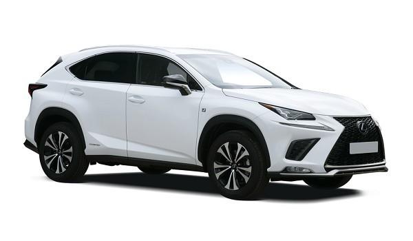 Lexus NX Estate 300h 2.5 Takumi 5dr CVT [Sunroof]