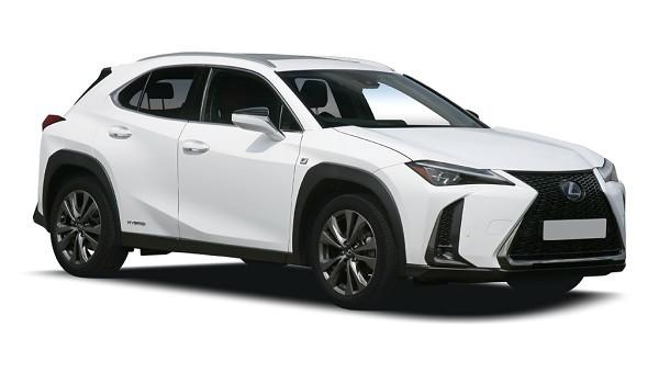 Lexus UX Hatchback 250h 2.0 F-Sport 5dr CVT [Prem +/Tech/Safety]