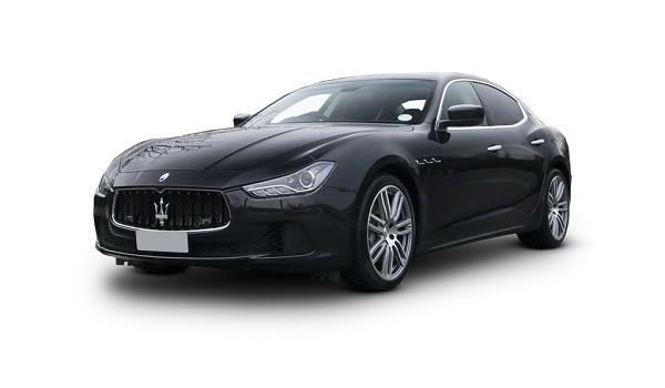 Maserati Ghibli Saloon V6d GranSport Nerissimo Carbon Pack 4dr Auto