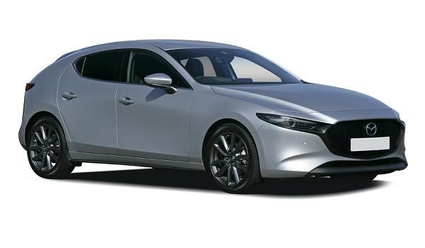 Mazda 3 Mazda3 Hatchback 1.8 Skyactiv-D Sport Lux 5dr Auto