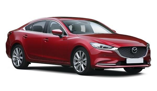 Mazda 6 Mazda6 Saloon 2.2d [184] Sport Nav+ 4dr Auto