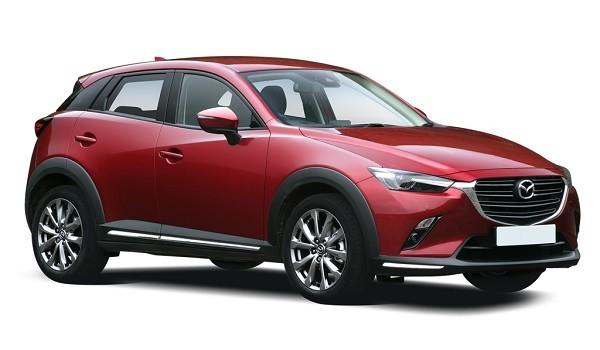 Mazda CX-3 Hatchback 2.0 SE-L Nav + 5dr