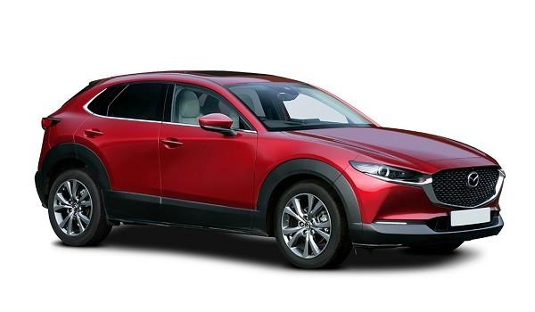 Mazda CX-30 Hatchback 2.0 Skyactiv-X MHEV Sport Lux 5dr Auto
