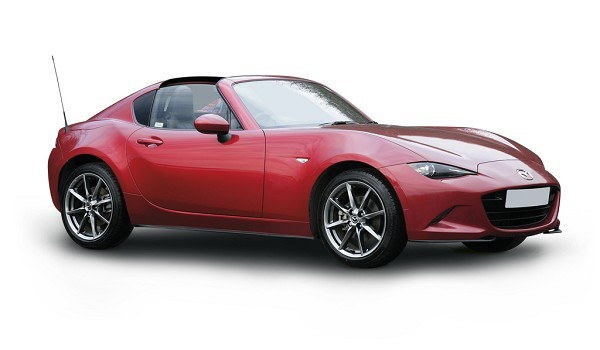 Mazda MX-5 Rf Convertible 2.0 [184] SE-L Nav+ 2dr