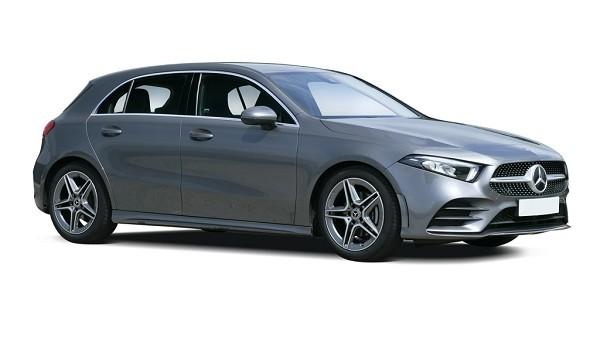 Mercedes-Benz A Class Hatchback A180d AMG Line Executive 5dr Auto