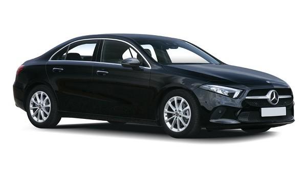 Mercedes-Benz A Class Saloon A180d AMG Line Premium 4dr