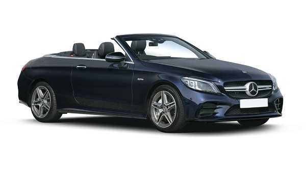 Mercedes-Benz C Class AMG Cabriolet C43 4Matic Premium 2dr 9G-Tronic