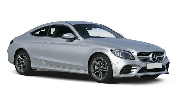 Mercedes-Benz C Class Coupe C220d 4Matic AMG Line 2dr 9G-Tronic