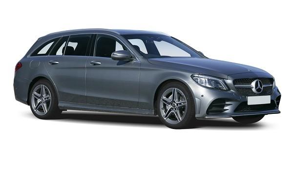 Mercedes-Benz C Class Estate C300d 4Matic AMG Line Edition 5dr 9G-Tronic