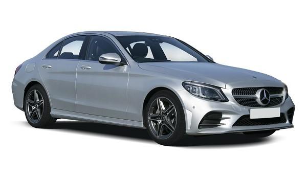 Mercedes-Benz C Class Saloon C220d 4Matic AMG Line Ed Premium + 4dr 9G-Tronic