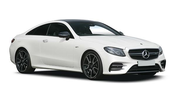 Mercedes-Benz E Class AMG Coupe E53 4Matic+ Premium Plus 2dr 9G-Tronic