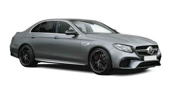 Mercedes-Benz E Class AMG Saloon E63 S 4Matic+ Premium 4dr 9G-Tronic