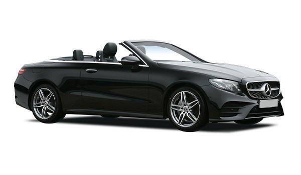 Mercedes-Benz E Class Cabriolet E220d AMG Line Premium Plus 2dr 9G-Tronic