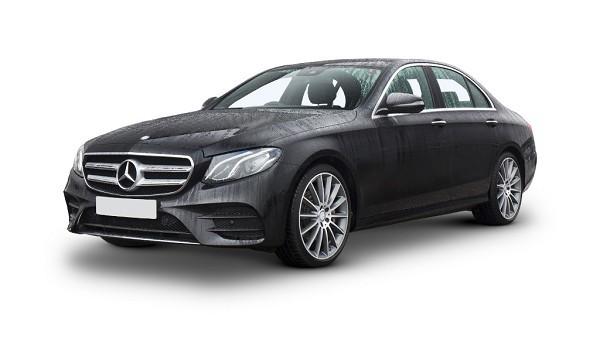 Mercedes-Benz E Class Saloon E220d 4Matic AMG Line Edition Prem 4dr 9G-Tronic