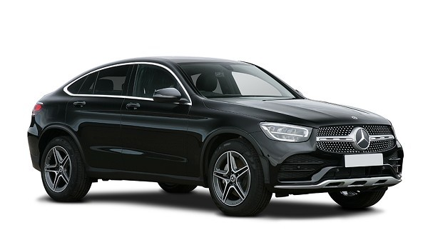 Mercedes-Benz GLC Coupe GLC Coupe GLC 300 4Matic AMG Line 5dr 9G-Tronic