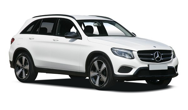 Mercedes-Benz GLC Estate GLC 300d 4Matic AMG Line Ultimate 5dr 9G-Tron