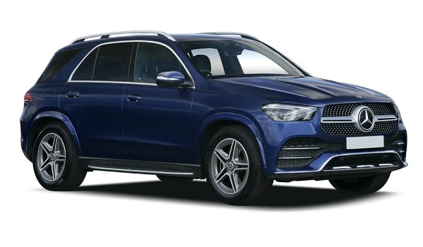 Mercedes-Benz GLE Estate GLE 300d 4Matic AMG Line 5dr 9G-Tronic