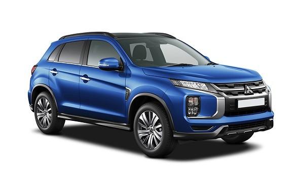 Mitsubishi ASX Estate 2.0 Exceed 5dr CVT 4WD