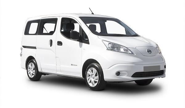 Nissan E-NV200 Combi Estate 80kW Visia 40kWh 5dr Auto [7 Seat]
