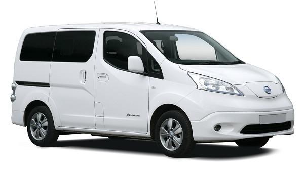 Nissan E-NV200 Evalia Estate 80kW 40kWh 5dr Auto [7 Seat]