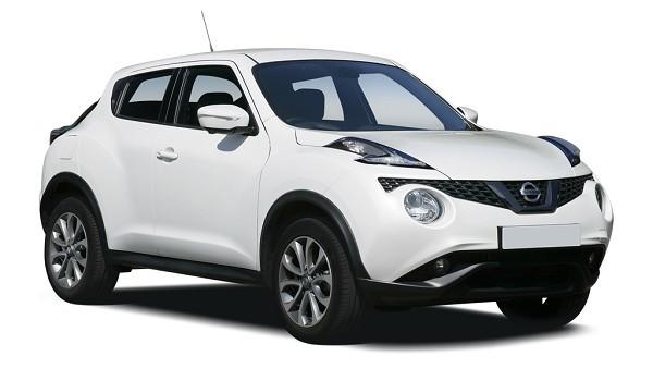 Nissan Juke Hatchback 1.6 [112] Acenta 5dr CVT
