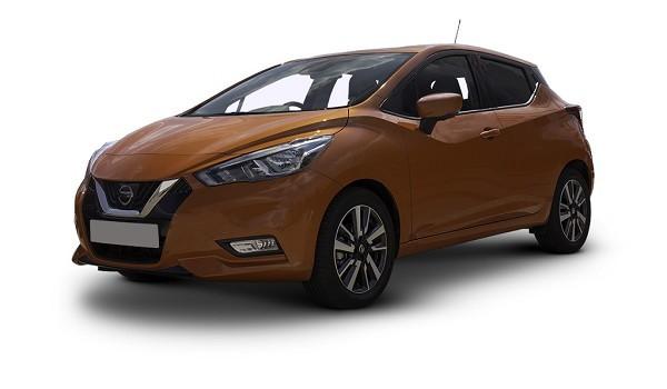 Nissan Micra Hatchback 1.0 IG-T 100 Tekna 5dr Xtronic [Vis+/Ext+/Leather]