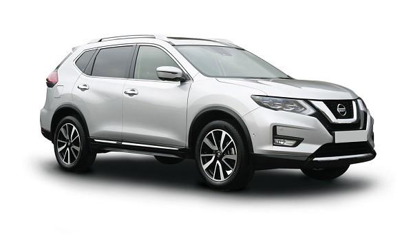 Nissan X-Trail Station Wagon 1.7 dCi Acenta Premium 5dr CVT [7 Seat]