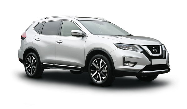 Nissan X-Trail Station Wagon 1.7 dCi Visia [Smart Vision Pack] 5dr