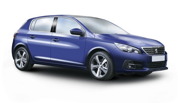 Peugeot 308 Hatchback 1.5 BlueHDi 130 GT Line 5dr EAT8